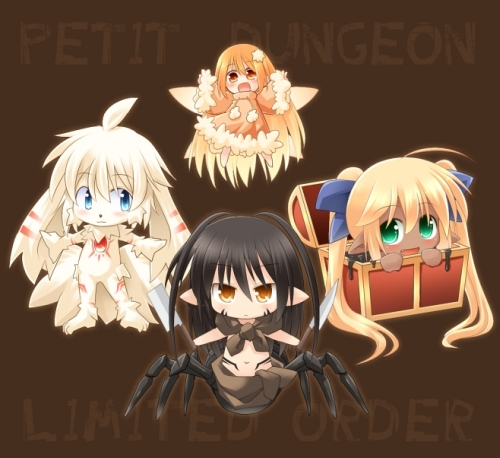 PETIT DUNGEON limited order